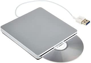 YP USB3.0 External Slot-in DVD VCD CD RW Drive Burner Superdrive for Apple Macbook Pro Air iMAC
