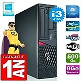 Fujitsu PC Esprimo E720 E85+ SFF Core I3-4130 8 GB RAM Scheibe 500 gb WiFi W7