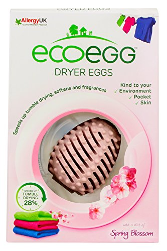ecoegg Dryer Egg Spring Blossom, 2 Piece