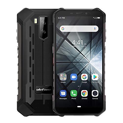 Telefoni cellulari For telefonini cellulari Armatura X3 telefono cellulare robusto, 2GB + 32GB, IP68 impermeabile Shockproof antipolvere, 5.5 pollici Android 9.0 MT6580 quad core a 32 bit fino a 1.3GH