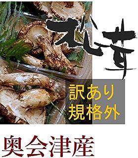 松茸 国産松茸 訳あり規格外品 約100g 会津産・岩手県産