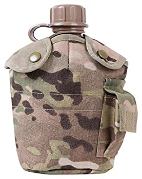 Rothco GI Style MOLLE Canteen Cover MultiCam