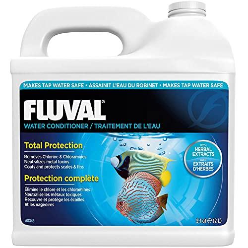 Fluval Aquaplus Conditionneur d'eau 2 l