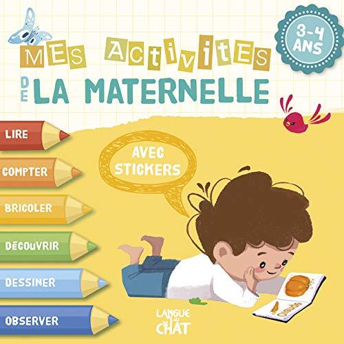 3-4 ans : Mes activités de la maternelle