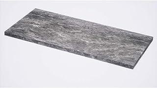 Desk-form FL-38-1220-3477 Plan de Travail en stratifié, Laminé, 122 x 61,5 x 3,9 cm