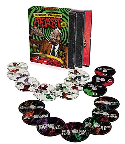 Arrow Films - The Herschell Gordon Lewis Feast Limited Edition Blu-Ray (1 BLU-RAY)