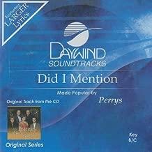 southern gospel accompaniment tracks