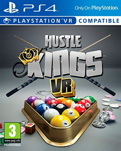 Sony Computer Entertainment - Hustle Kings (PSVR) (Nordic Box - EFIGS In Game) /PS4 (1 GAMES)