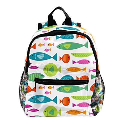 Mochila escolar para niñas con correa para la escuela, mochila para niñas, mochila escolar, moderna rayas blancas y negras geométricas