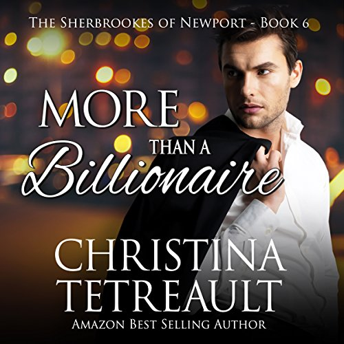 More Than a Billionaire audiobook cover art