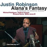 Alana's Fantasy by Justin Robinson