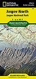Jasper North - Jasper NP (Trails Illustrated): Trails Illustrated National Parks (National Geographic Trails Illustrated Map)