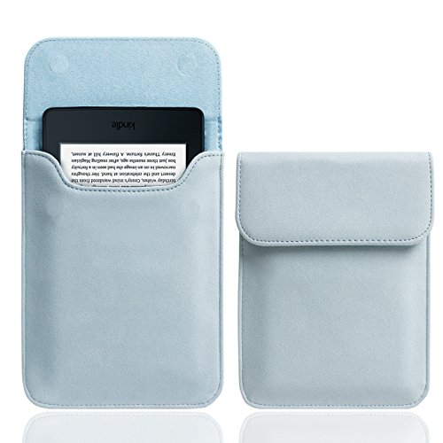"""WALNEW 6?"""" Kindle Sleeve for Kindle 4?/ 5?/ Kindle Touch / Kindle Paperwhite / Kindle Voyage保護用挿入スリーブケースバッグ"""