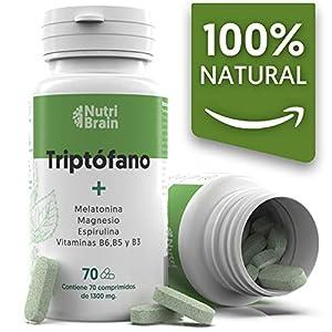 Starlabs Nutrition L-Tryptophan - 120 Cápsulas: Amazon.es: Salud y cuidado personal