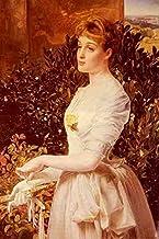 Sandys Anthony Frederick Augustus Portrait Of Julia Smith Caldwell A4 10x8 Photo Print Poster