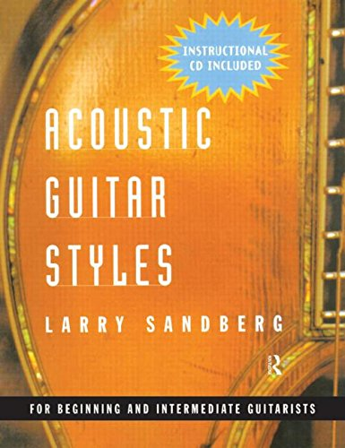 Acoustic Guitar Styles [With CD]