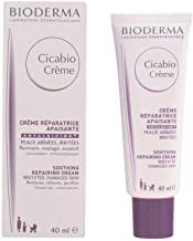 Bioderma Cicabio Soothing and Repairing Cream for Irritated Damaged Skin - 1.3 FL.OZ.