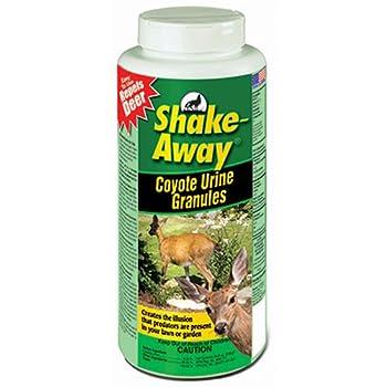 Shake Away 2851118 Deer Repellent Granules 28-1/2-Ounce