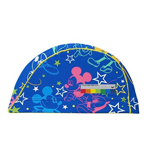 arena(アリーナ) スイムキャップ ディズニー 水泳帽 タフキャップ DIS-9311 ブルー M