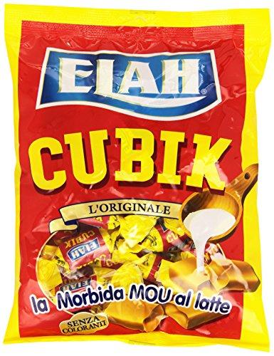 Elah - Cubik, L'Originale, Caramella Morbida , 200 g