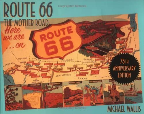 Route 66 The Mother Road 75th Anniversary Edition product image