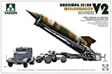 TAKOM TAK5001 Hanomag SS100 Meillerwagen Rocket V2, Grau -