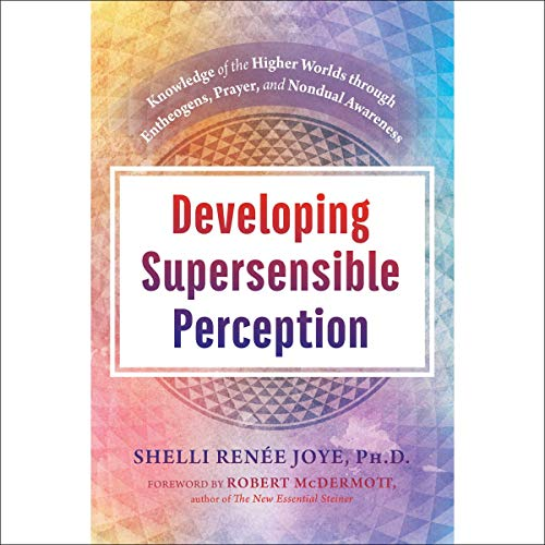 Developing Supersensible Perception cover art