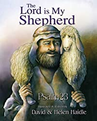 Psalm 23 - The Lord Is My Shepherd - 23rd Psalm Teacher Aid Cards