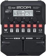 Zoom G1 FOUR - Pedal de efectos para guitarra