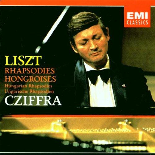 Liszt: Hungarian Rhapsodies / Rhapsodies Hongroises