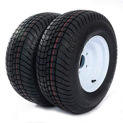 10 trailer tires - 8