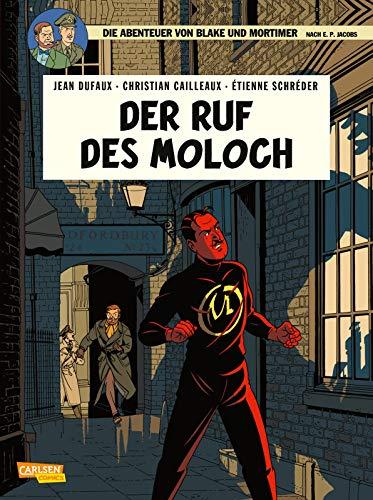 Blake und Mortimer 24: Der Ruf des Moloch (24)
