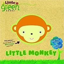 Little Monkey (Little Green Books)