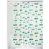 InterDesign 26280EU Frogs Duschvorhang