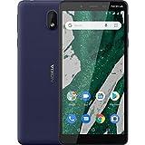 Nokia 1 Plus Dual-SIM 8GB blau Android 9 Go Smartphone