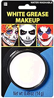 "Amscan Party Ready Face Paint Style Grease Makeup Kit 6.5"" x 3.5"" 840945"