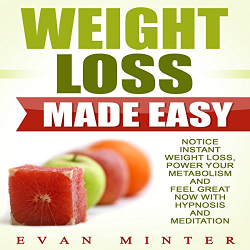 Weight Loss Made Easy audiobook cover art