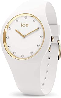 Ice-Watch Ice Sunset and Cosmos Montre pour Femme avec Bracelet en Silicone