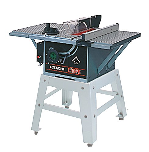HiKOKI(ハイコーキ) 旧日立工機 テーブル丸のこ 刃径255mm テーブル幅865mm チップソー付 C10FE