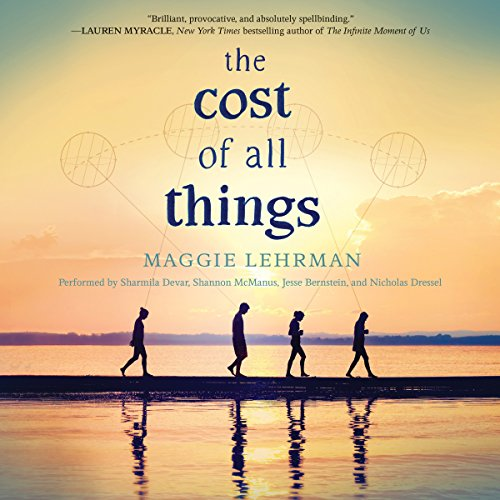 The Cost of All Things audiobook cover art