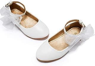 Best flower girl dress shoes white Reviews