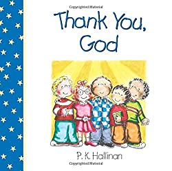 Thank You, God Board book