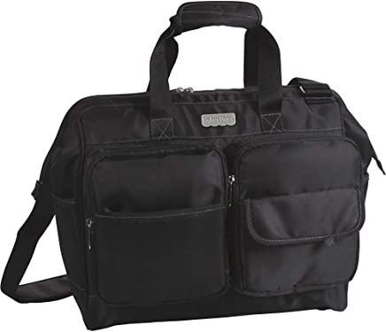 Bolsa Baby Bag Fisher Price Preta 1158