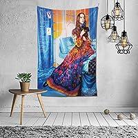 2021タペストリー 安室奈美恵(あむろ なみえ/Namie Amuro/Namie Amuro/Namie Amuro)ファッションの絶妙な印刷リビングルームの入り口寝室の背景壁の装飾カスタマイズされた壁掛け布 (60 * 40inch)