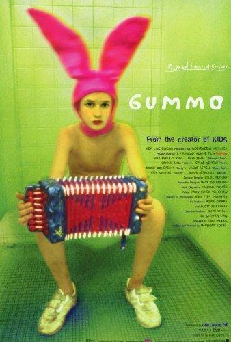 Gummo–Póster de la película (27x 40Inches–69cm x 102cm) (1997) (estilo japonés un) por decorativo pared Póster