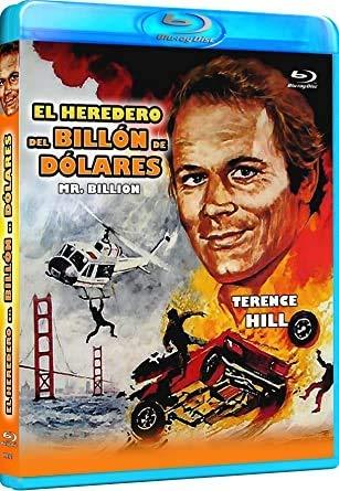 Mr. Billion (1977) ( ) [ Spanische Import ] (Blu-Ray)