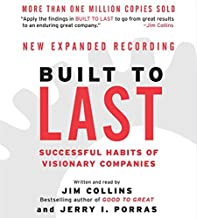 Built to Last CD: Successful Habits of Visionary Companies: 2