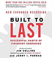 Built to Last CD: Successful Habits of Visionary Companies (Good to Great (2))