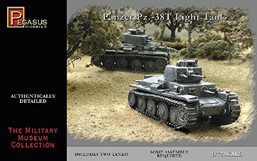 Pegasus - Maqueta de Tanque (PG7620