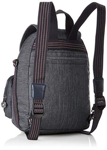 Kipling Firefly Up, Women's Backpack, Blue (Active Denim)